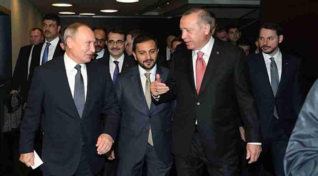 Erdoğan ve Putin'in katılımıyla tarihi proje açılıyor