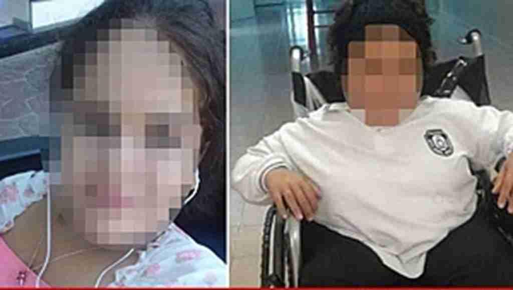Fiziksel engelli kıza taciz iddiası... 'Şikayet edersen seni öldürürüm'