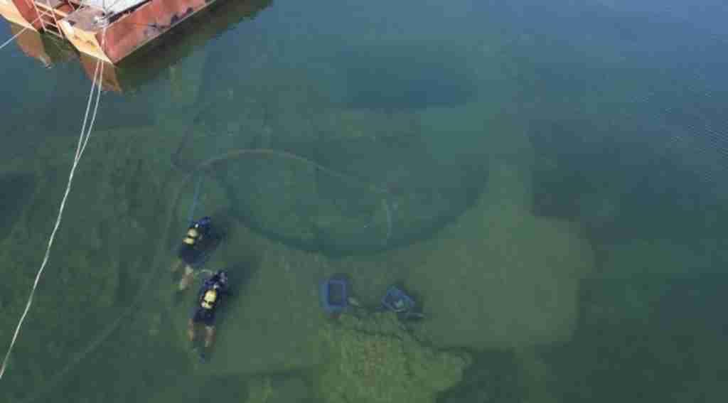 Göl dibindeki bazilikanın sırları konuşuldu - Bursa Haberleri