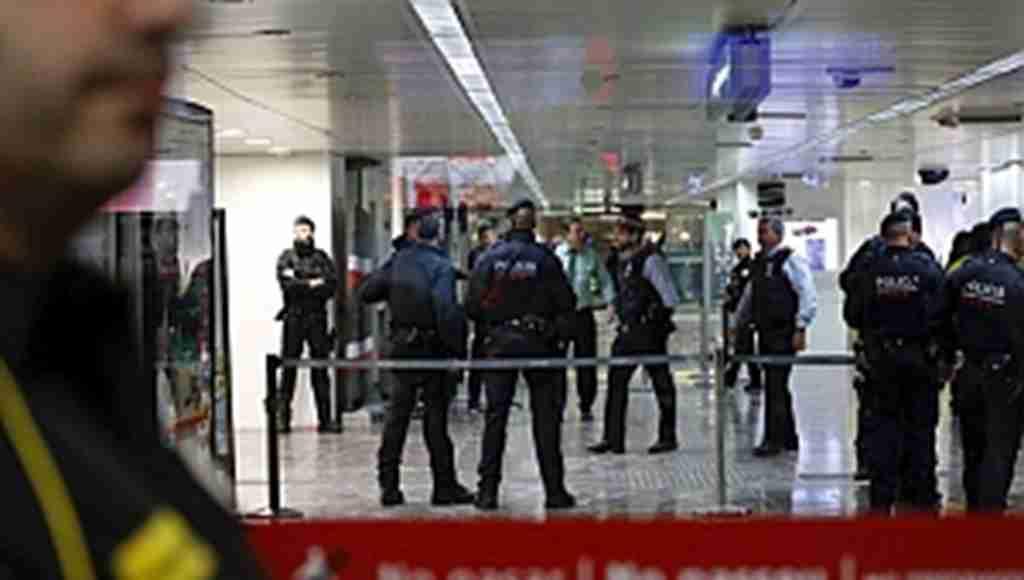 İspanya'dan sonra Fransa'da da bomba paniği