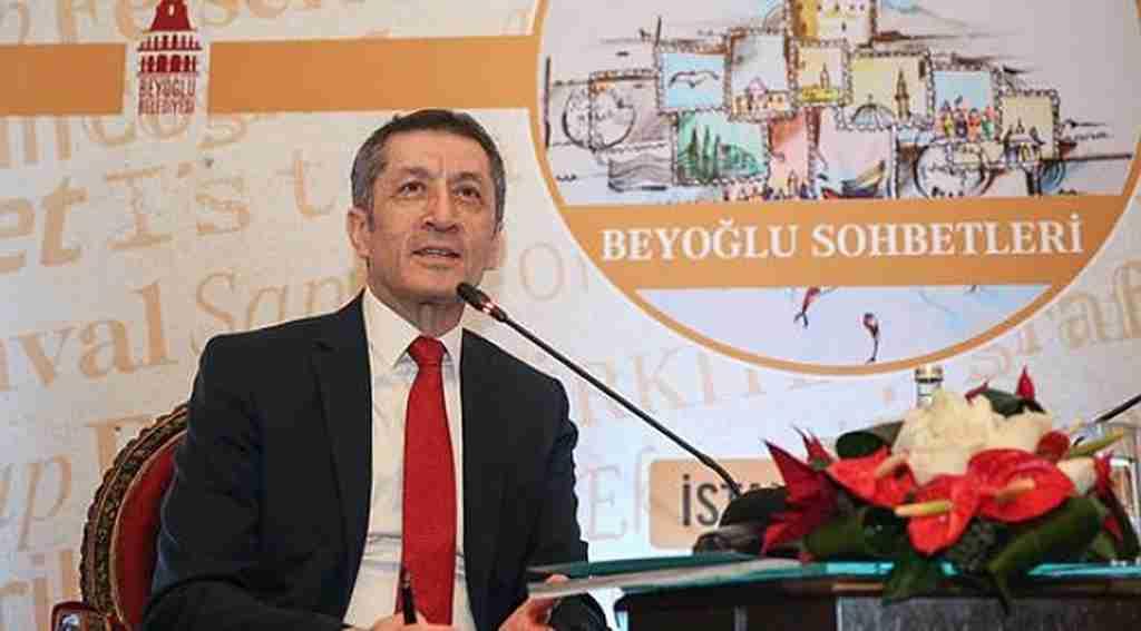 Milli Eğitim Bakanı yeni hedefi açıkladı, E-Okul satılacak