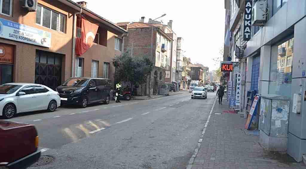 Mudanya'da yeni trafik düzenlemesi - Bursa Haberleri
