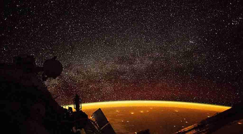 NASA paylaştı, Dünyayı korkutan görüntü...