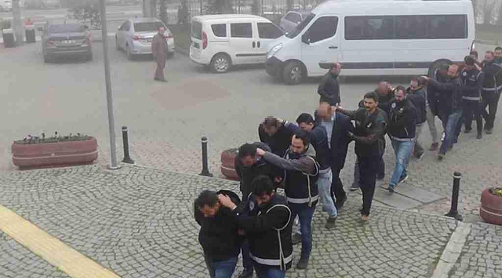 Tapudaki vurgun soruşturmasında 4 kişi tutuklandı - Bursa Haberleri
