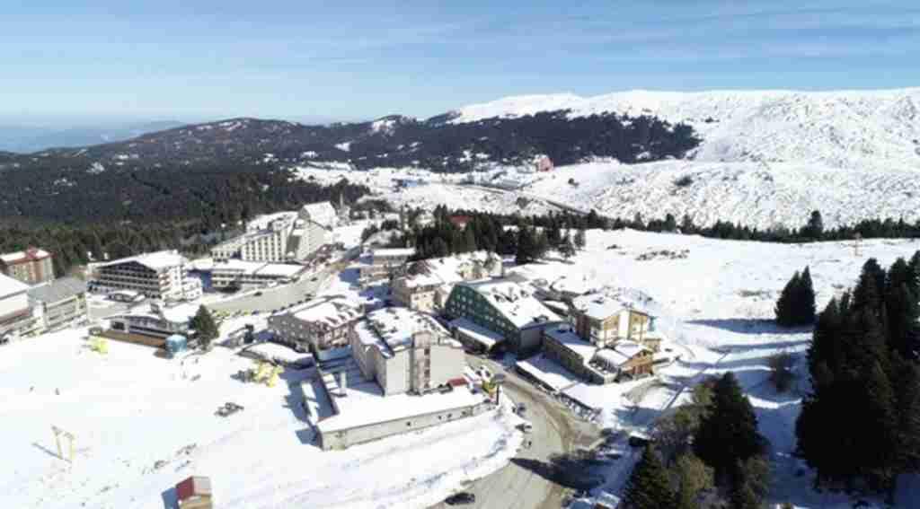 Uludağ'da oteller yeni sezona dolu başlayacak - Bursa Haberleri