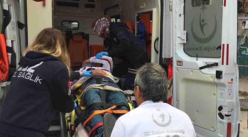 Zincirleme kazada bir kişi yaralandı - Bursa Haberleri