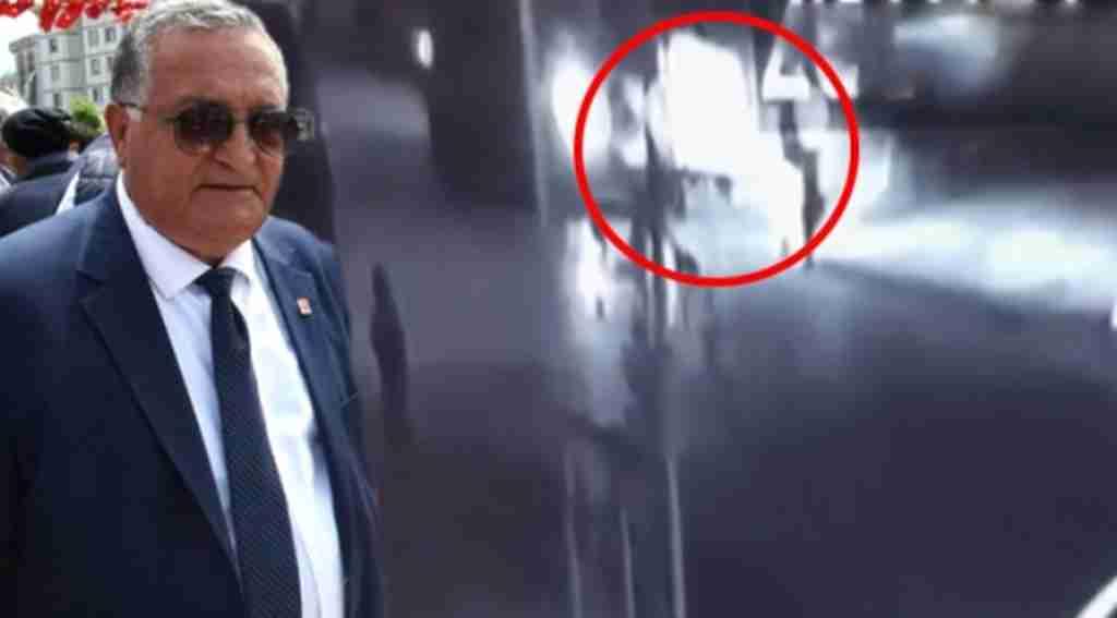 Alkollü CHP'li Başkan, aracıyla motosiklet sürücüsüne çarptı