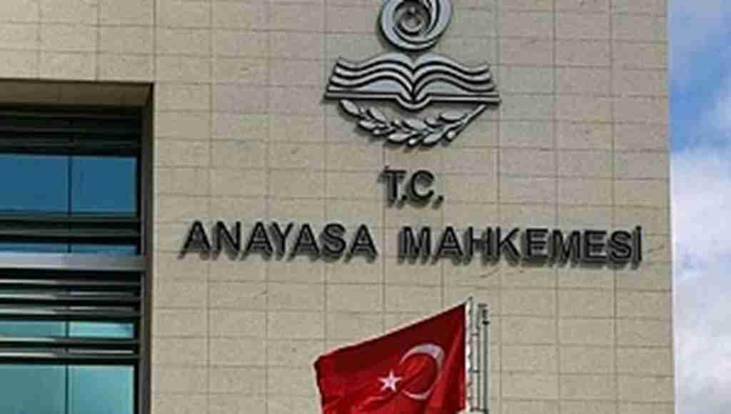 Anayasa Mahkemesinden emsal niteliğinde 'Erişim yasağı' kararı