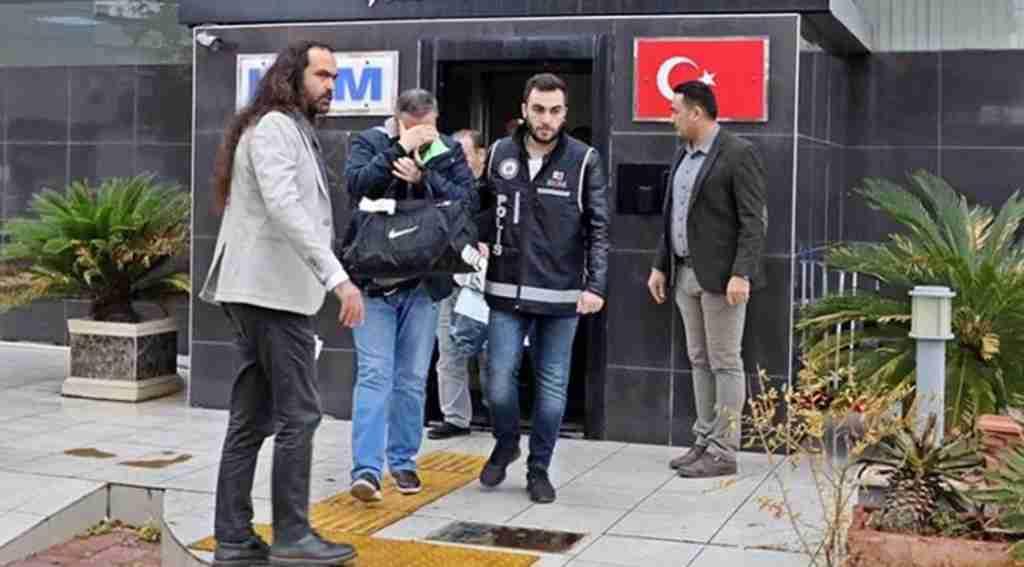 Antalya'da milyonluk arsa tezgahı
