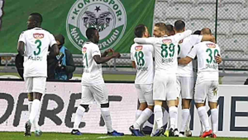 Atiker Konyaspor, Kasımpaşa'yı mağlup etti