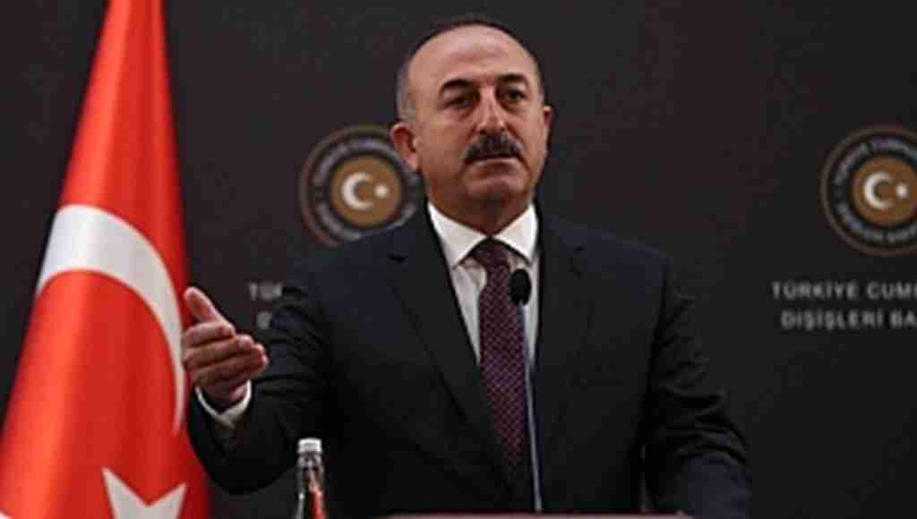 Bakan Çavuşoğlu, F-35 tartışmalarına son noktayı koydu