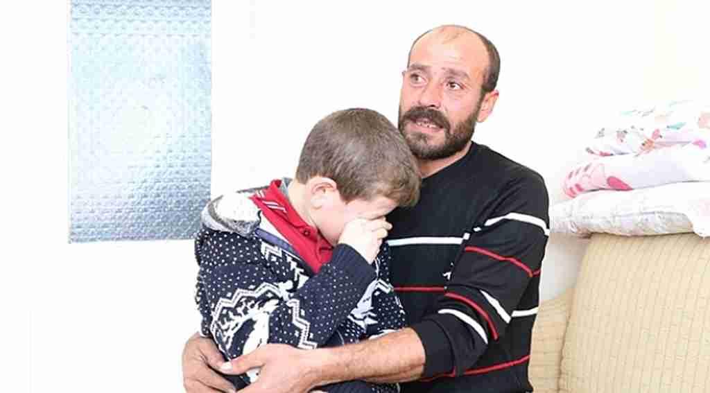 Bir babanın çaresizliği... Böbreğini verdi ama ameliyat parasını bulamıyor