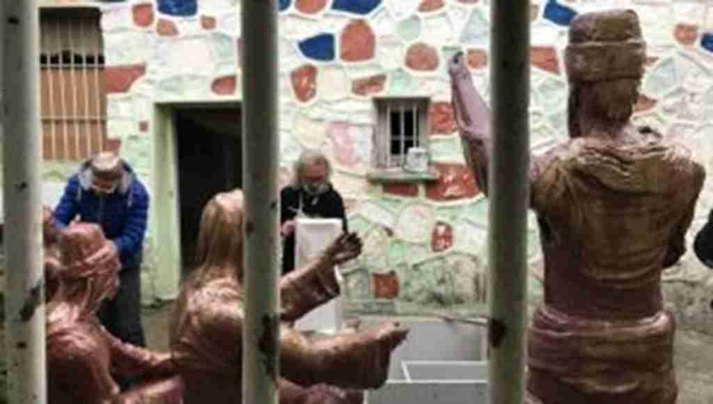 Cezaevi, sanatçılara atölye oldu - Bursa Haberleri