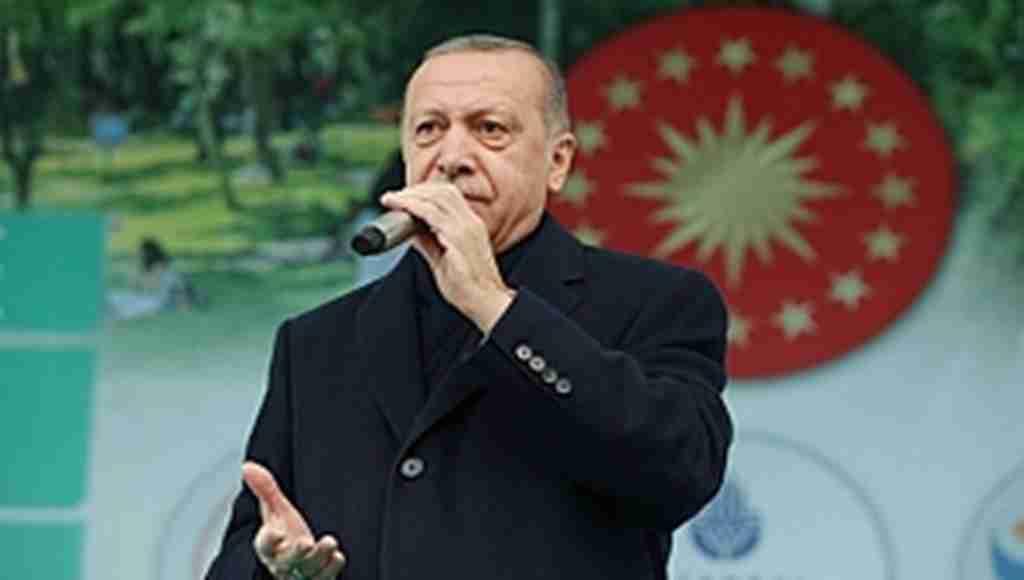 Cumhurbaşkanı Erdoğan'dan, CHP lideri Kemal Kılıçdaroğlu'na çok sert sözler:''Bu defa kaçmaya fırsat bulamazsın, meydanları dar ederiz''