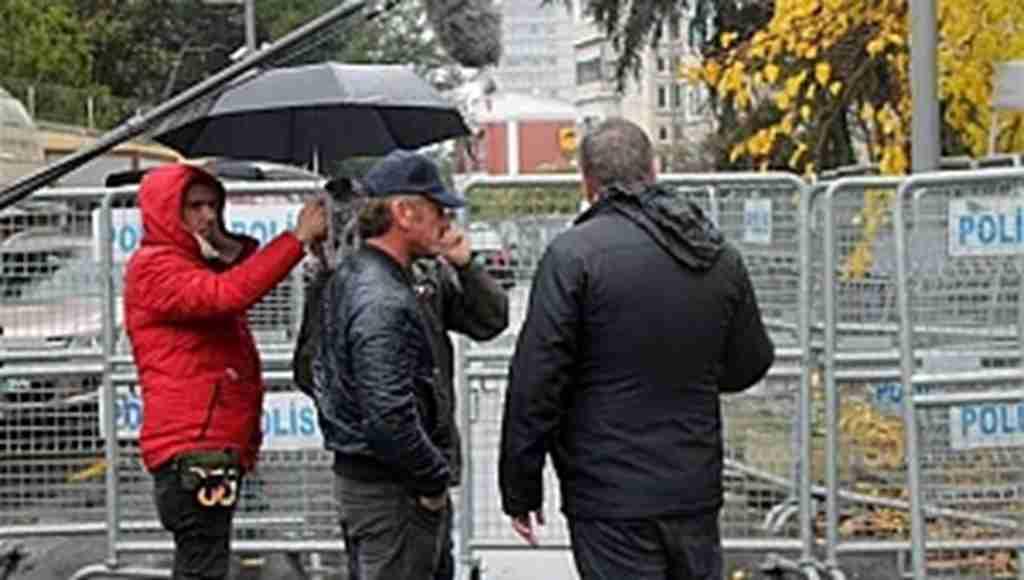 Dünyaca ünlü oyuncu, Kaşıkçı cinayeti için İstanbul'da