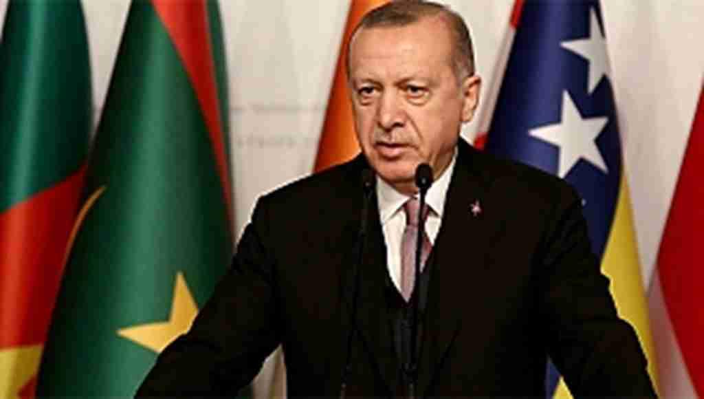 """Erdoğan'dan net mesaj, """"Terör örgütünü çıkarmazsanız Münbiç'e de gireceğiz"""""""