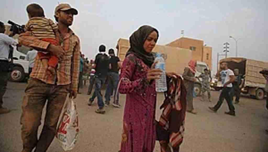 Esad çağrı yaptı, Suriyeliler harekete geçti!