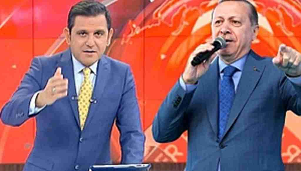 Fatih Portakal'dan, Cumhurbaşkanı Erdoğan'a Yanıt Geldi!