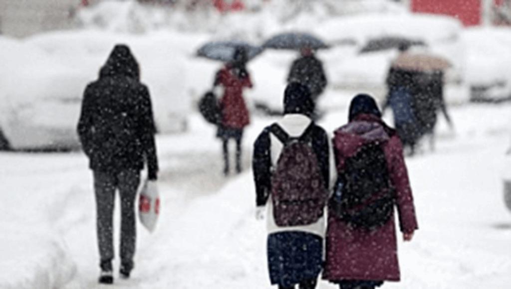 Gümüşhane Okullara Kar Tatili - 31 Aralık Pazartesi Gümüşhane Okullar Tatil mi?