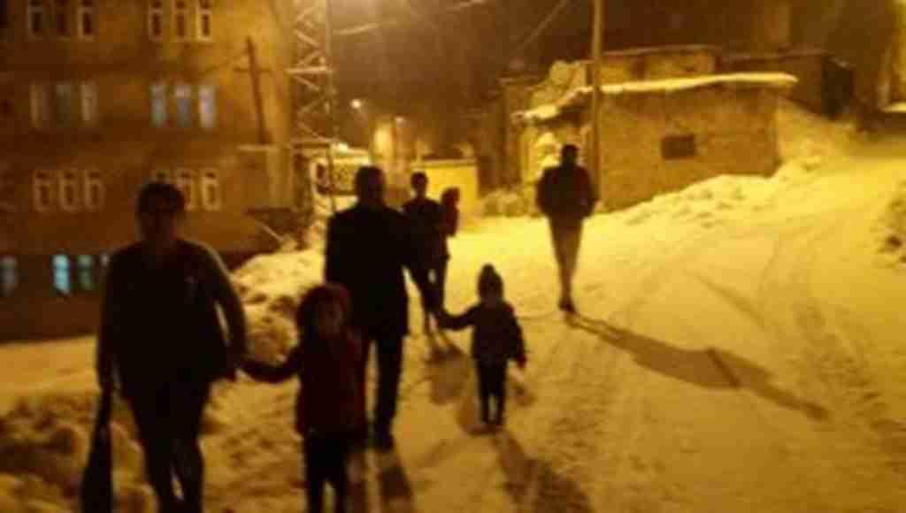 Hakkari'de okullara kar tatili - Hakkari kar tatili 31 Aralık 2018 Pazartesi