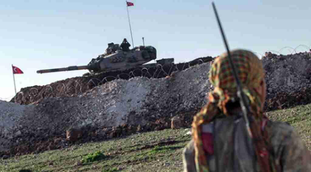 Köşeye sıkışan YPG, Esad'dan yardım istedi