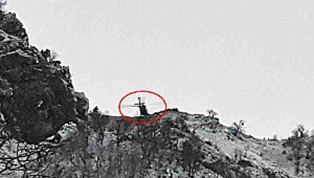 Mağarada saklanan PKK'lı teröristlerden 2'si öldürüldü