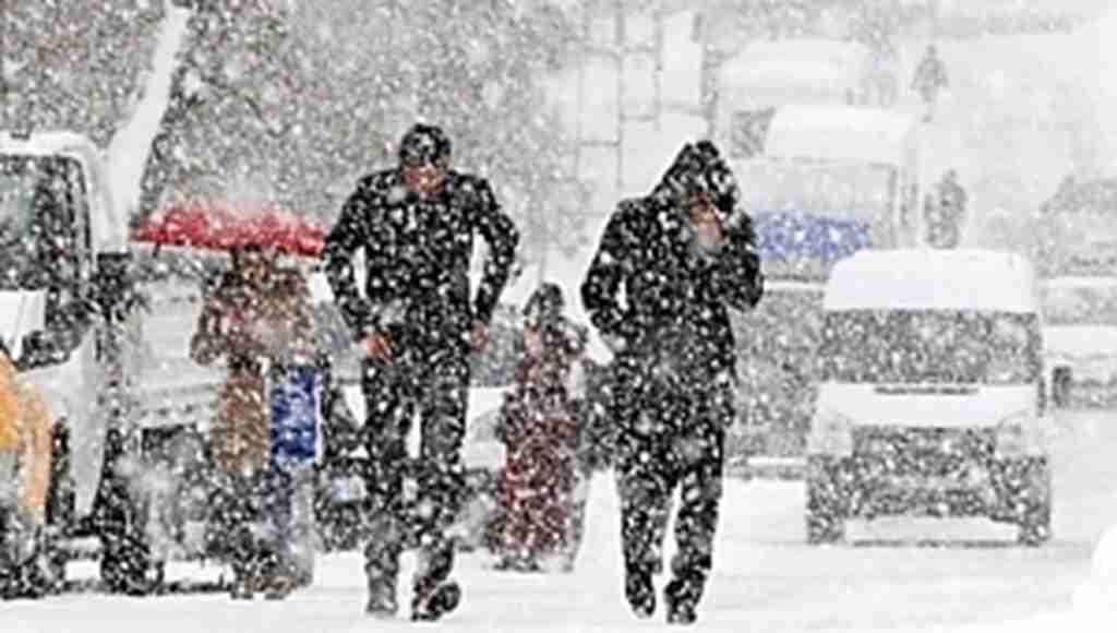 """Meteoroloji'den Kritik Uyarı, """"Hafta İçi Kar Geliyor"""""""