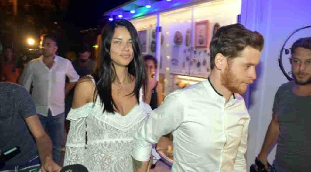 Metin Hara'nın 'ayrılık yok' açıklamasına, Adriana Lima'dan tokat gibi cevap!
