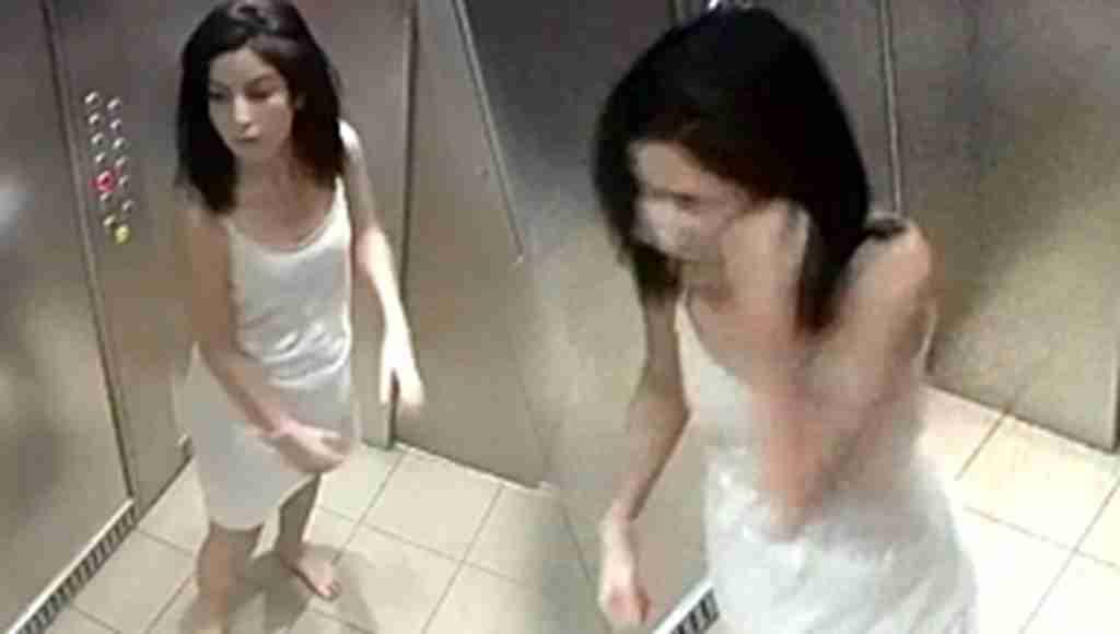 """""""Sen görürsün"""" deyip bindiği asansörde korkunç planını uyguladı"""