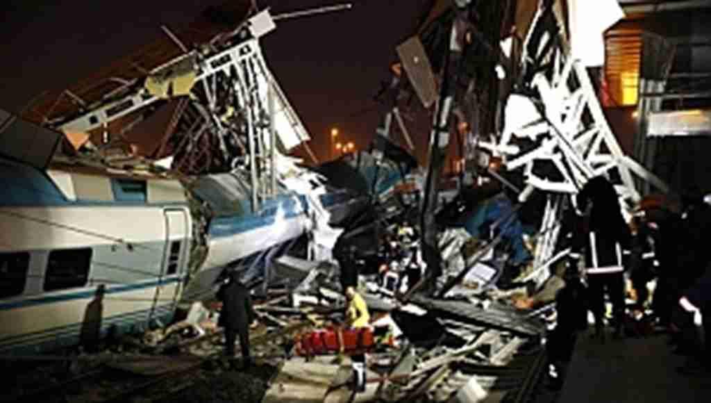 Son dakika! Türkiye'yi yasa boğan, 9 kişinin hayatını kaybettiği tren kazasıyla ilgili yeni gelişme!