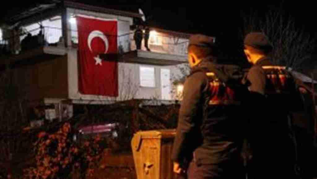 Teröristleri takip ederken açılan ateş sonucu yaralanan polisimiz hastanede şehit oldu!