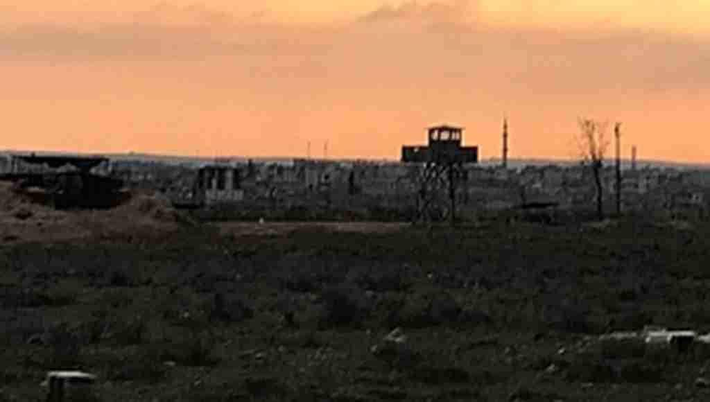 Türk askeri 24 saat izliyor