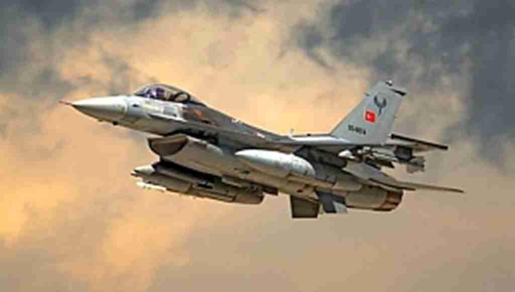 Türkiye, PKK ait terör hedeflerini vurdu, ses başka yerden çıktı!