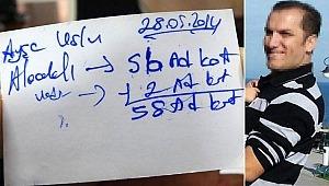 6 milyon lirayla bir gece yarısı ortadan kayboldu