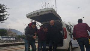 950 kilometrelik kovalamaca sonucu yakalandı - Bursa Haber