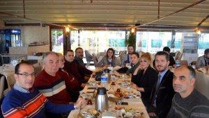 AK Parti Mudanya ilçe başkanından çifte kutlama - Bursa Haber
