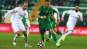 Akhisarspor, Ziraat Türkiye Kupasında ilk çeyrek finalist