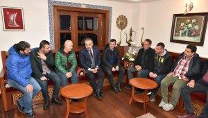Aktaş Bursaspor taraftarlarıyla buluştu - Bursa Haber