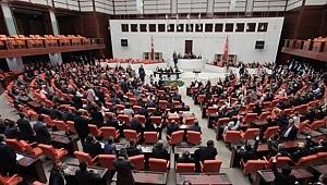 Asgari ücret desteğine ilişkin hükümler içeren Kanun Teklifi kabul edildi