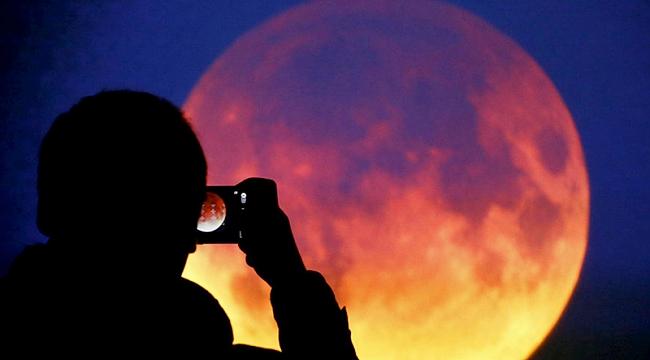 Ay Tutulması Süper Kanlı Kurt Ay Ne Zaman Türkiyeden