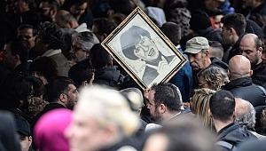 Ayşen Gruda'nın cenaze töreninde kavga çıktı