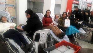 Bursa Adliyesi'nde hakim ve savcılar kan bağışında bulundu - Bursa Haber