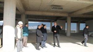 Bursa Cumhuriyet Başsavcısı Kuş Gemlik Adliye Sarayını ziyaret etti - Bursa Haberleri