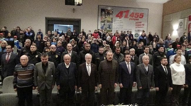 Bursa polisinden 'Umuda Spor, Huzura Skor' - Bursa Haber