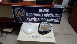 Bursa'da 15 bin liralık uyuşturucu ele geçirildi - Bursa Haber