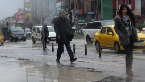 Bursa'da etkili lodos, yerini sağanağa bıraktı - Bursa Haber