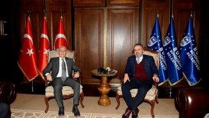 Bursa'da iki büyükşehir başkan adayı buluştu - Bursa Haber