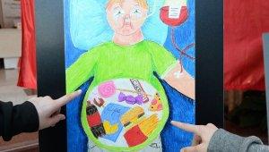 Çağın hastalığı obeziteyi resimlerine yansıttılar - Bursa Haber
