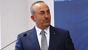 Çavuşoğlu'ndan Münbiç'teki patlamayla ilgili açıklama