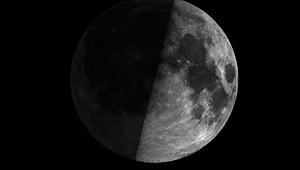 Çinliler Ay'ın karanlık yüzüne indi... Dünyanın gözü orada...